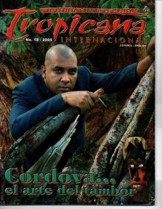 Portada de Tropicana Internacional. No.18-2005